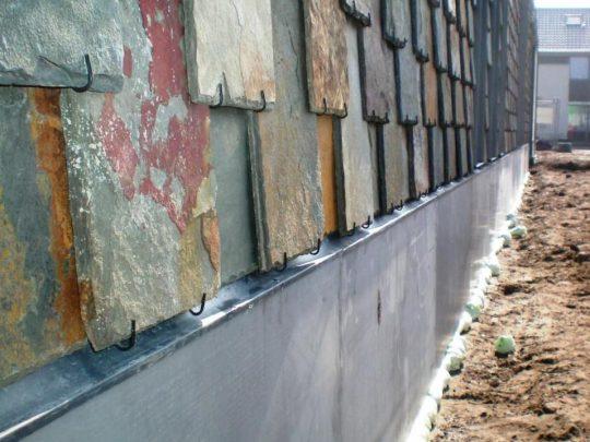 Styrock woningbouw
